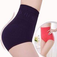여성 속옷 섹시한 여자 높은 허리 배가 통제 바디 셰이퍼 팬티 슬리밍 바지 191 v2
