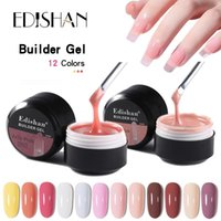 Nail Art Kits Extend The Glue With Fiber Silk Paper-free Support To Quickly Potherapy And Remove UV Maintain
