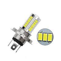 2021 H4 H7 Carro Fog Light 5630 33smd Auto LED Bulbo H1 9005 9006 H11 Lâmpada LED