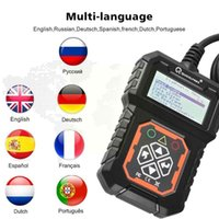 Code Readers & Scan Tools LEAGEND MS309 OBD2   EOBD Reader Professional Engine OBDII Automotive Analyzer Diagnostic Scanner A8L6