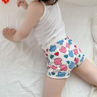 Panties 3 Pcs lot Kids For Girls Cotton Cute Underwear Baby Pink Briefs Toddler Funny Shorts Boxers Underpants Children Clothing1