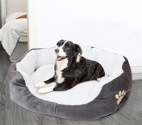 Kennel Teddy Kennel Medium-sized Dog Bichon Pet Nest Mat Removable and Washable Small Dog Cat Nest Pet Supplies