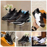 トップスポーツメンズ靴レザープラスサイズランアウェイ女性スニーカーファッションシューズ用男性ランナーアウトドア屋外Chaussures Pour Hommes