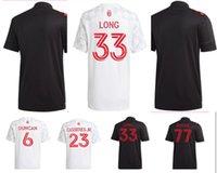 2021 York Red Player MLS Parley Atlanta United FC Soccer Jersey 20 21 Barcho Garza Jones Villalba McCann Martinez Almiron Футбольные рубашки