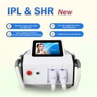 أفضل جودة SHR IPL آلة إزالة الشعر بالليزر الساخن بيع في الولايات المتحدة الأمريكية المحمولة IPL سريع إزالة الشعر معدات لصالون التجميل
