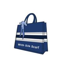 2021 Moda marca saco de compras de luxo Desenhista de luxo gastas de alta qualidade