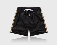 2020 летние мужские короткие брюки роскошные одежды купальники нейлоновые мужчины дизайнерские шорты пляжные шорты плавать