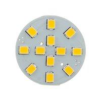 G4 LED Bulbs 12LED 2835SMD REAR PIN NATURAL Warm White 12V 24V DIMMABLE RV MARTINE D25MM CYSTAL LIGHT UNDER CABINET SPOTLIGHT