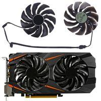 88mm T129215SU 4Pin fan refrigerador para gigabyte geforce gtx1060 1650 1070 1050ti Q39D fãs de refrigeração