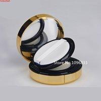 Классическая черная золотая CC Air Cuushion Faceation основной сорт BB крем контейнер DIY пластиковая упаковочная коробка набора инструментов