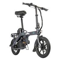 2021 Fiido L3 New Electric Bicycle 48 V 350W Power City Bike Lithium Bike elettrico Bike elettrica Pieghevole Pieghevole E-Bike