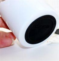 Sous-catastrophe en caoutchouc antidérapant pour 20 oz / 600 ml de sublimation droite Tumbler PVC Silicone tasse tasse 143 v2