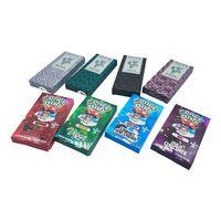Delta 8 Chocolate Box Box Производитель оптом Пользовательские Крафт Бумага Пищевая Подарочная Упаковка Упаковка Шоколады Коробки