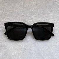 Occhiali da sole 2021 Donne di marca Donne Designer Delicato grande cornice Occhiali da sole Lady GM GM Vintage Monster Elegante Sunglass UV400 Tega