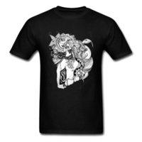 ccccsportindie Musik Männer T Shirts Neue Seele 2018 Neueste Design Die Schlange Hexe Floral T-Shirt Coole Hipster Mens Kurzarm Kleidung