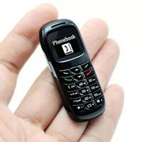 Yüksek Kaliteli Küçük GSM Cep Telefonu Bluetooth Mini Cep Telefonları Bluetooth Dialer Evrensel Kablosuz Kulaklık Cep Telefonu BM70 Perakende Kutusu ile