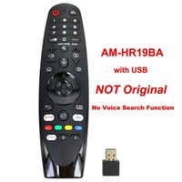 AN-MR19BA AM-HR19BA AKB75635305 Ersatz IR Magic Fernbedienung für LG- 4K UHD Smart TV Um7000PLC UM7400