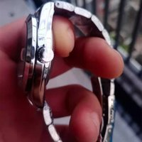 Montres Mode Montres Hommes Oyster DateJust Green Dail Dailwatches à bracelet en acier inoxydable Mouvement Quartz Calendrier automatique