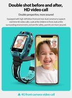 Y99A 360 Grad rotierende Kinder Smart Watch 4G + GPS + WIFI + LBS Tracker Telefonuhr SOS Video Ruf für Kinder Anti Lost Monitor