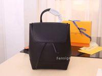 Lockme جلدية حقيبة رجل نسائي حقائب الظهر السوداء حقيبة حقائب جلدية المحافظ 41815/42280/41817/42281/41818