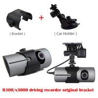 R300/x3000 driving recorder original bracket,car dvr R300/X3000 of holder Mirror Mount Kit for x3000 Dash Cam