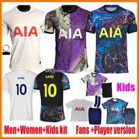 21 22 футбол трикотажные женские женщины леди 2021 2022 домой выезд 3-й футбол рубашка CamiSeta de futebol Детский комплект