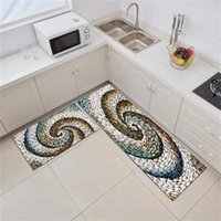 Carpets Anti-slip Kitchen Mat Modern Bath Carpet Entrance Doormat Absorbent Bedroom Living Room Floor Rug Hallway Home Decor