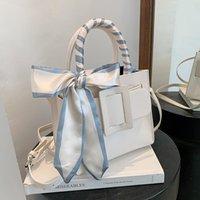 Shoulder Bags Original Design High-end 2021 Fashionable Women's All-match Messenger Bag Handbag Square