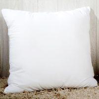 Sublimación Funda de almohada Transferencia de calor Impresión Cubiertas de almohadas de sublimación Cojín de almohada 40x40cm Cubiertas de almohadas de poliéster DHF5467