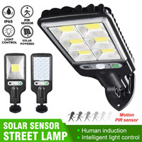 COB LED Solar Light Outdoor Solar Lamp Powered Sunlight Wall...