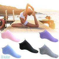 Yoga Sports Anti-skid Socks Yoga Candy Socks Yoga Special Cotton Breathable Bandage Socks Unisex Fitness Products