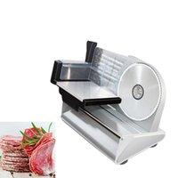 Fleischschleifer Slice Slicer Homeer Home Verwendung Falken Elektrische Brot Fat Kuh Lamm Rollenschnitte