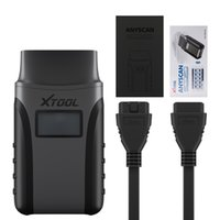 XTOOL Anyscan A30 Car All System Detector Tools OBDII Code Reader Scanner For EPB Oil Reset OBD2 Diagnostic Tool Update Online