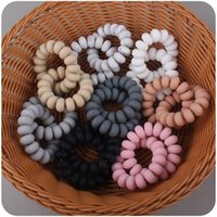 New Silicone Bracelet Teether Baby Pacifiers Teething Beads Infant Feeding Newborn Teeth Practice Soothers Toys