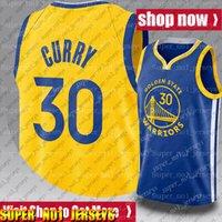 "Stephen 30 Curry Jersey Golden State ""Warriors"" Jersey 33 Wiseman Formalar Klay 11 Retro Thompson Yeşil Bağbozumu Jersey Da621"