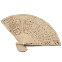 Party Favor 50Pcs Personalized Engraved Wood Folding Hand Fan Wooden Fold Fans Decoration Wedding Gift Favors Baby Shower