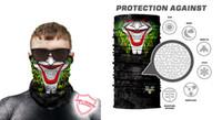 Deportes Headwears Bandana UV Proteger la bufanda mágica Holloween Skull Máscara de cara Multifusión Ciclismo Motocicleta Ski CS DIEADA BADS BADS