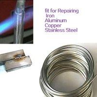 (A433 3 #) Svetsningstråd Koppar Ledningar Aluminiumtrådar Järn rostfria ståltrådar Låg temperatur svetsningstråd 300cm