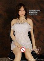 158cm Nueva calidad superior de la mejor calidad Muñeca de sexo de tamaño completo, muñeca real de silicona japonesa, muñecas de sexo oral real para hombres con sexo anal oral