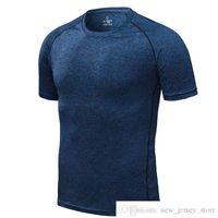 Custom Own Brand Mens Man Running T-shirts Snabbtork Compression Sport T-shirts Fitness Gym Running Shirts SOCCER SHIRTS MENS MAN JERSEY SportsWearSoccer