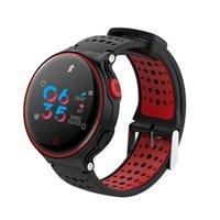 X2 plus wasserdichte IP68 Bluetooth Smart Uhr Blutdruck Blut Sauerstoff Herzfrequenz Monitor Schrittzähler Armbanduhr für Android ios Armband