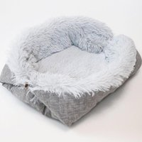 Cat Beds & Furniture Dog Bed Pet Cushion Blanket Soft Fleece Pad Puppy Chihuahua Sofa Mat For Small Large Dogs