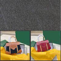 Designers Luxurys Bags Lavagem Solta Glant G de Couro Ombro Goya Straddle Men's e Mulher D P Zhouzhoubao123 Balde Mulher Saco
