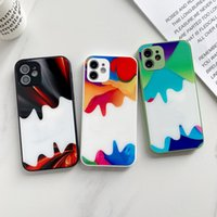 fashion Designer Liquid glassCell Phone Cases for iPhone 12 pro max 11 XS XR 7 8 plus creative trend high quality