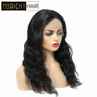 Lace Wigs Morichy Front Wig 13x4x1 Body Wave T Part Frontal Brazilian Human Hair For Women