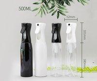 SPOT 200ML 300 мл 500 мл высокого давления с непрерывным очистителем спрей бутылка спрей для вазы тонкий туман личная уход, парикмахерская промышленность FWD9171