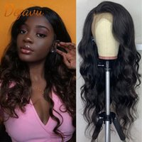 Lace Wigs 13X4 Closure Wig 24 26 32 Inch Body Wave Front Human Hair Frontal For Women Brazilian Remy