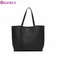 Saco de mulheres bolsa vintage bolsa de ombro casual sacolas de moda sacos top handle bolsa carteira de couro sacos para mulheres 2018 preto x6fo #