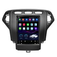 2 Din Car DVD Radio Multimedia Player Stereo Gps Navigation for Ford Mondeo 2007-2010 Android BT Auto Double