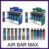 Air Bar Max Descartável Vape Pen E Cigarro 23 Kit de cores com 1250mAh 18350 Bateria 6.5ml POD 2000 Puffs Ves vs Bang XXL Puff Flex Flum Flum